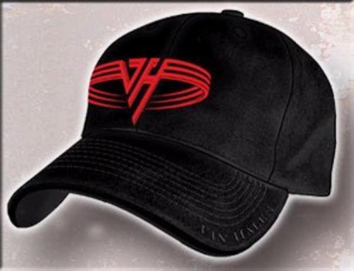 Van Halen Logo Baseball Cap Uk Hat 374756