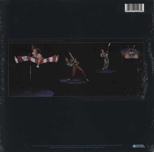 Van Halen Van Halen II - 180gm Vinyl - Sealed vinyl LP album (LP record) UK VNHLPVA756856
