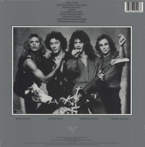 Van Halen Women And Children First - 180gm Vinyl - Sealed vinyl LP album (LP record) UK VNHLPWO756857
