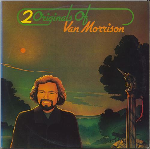 Van Morrison 2 Originals Of Van Morrison - EX 2-LP vinyl record set (Double Album) UK VMO2LOR686414