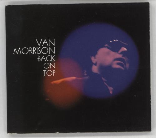 "Van Morrison Back On Top CD single (CD5 / 5"") European VMOC5BA192695"