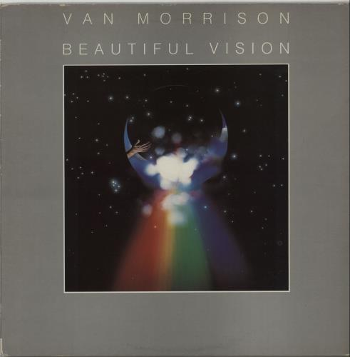 Van Morrison Beautiful Vision vinyl LP album (LP record) UK VMOLPBE179377