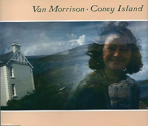 "Van Morrison Coney Island CD single (CD5 / 5"") UK VMOC5CO83318"