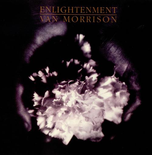 Van Morrison Enlightenment vinyl LP album (LP record) UK VMOLPEN488677