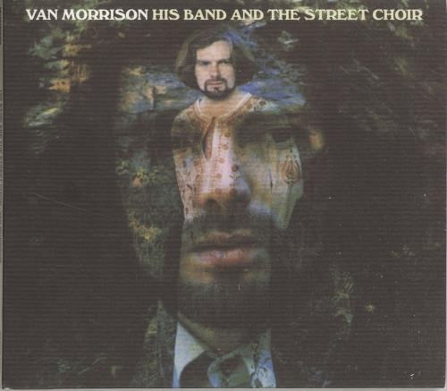 Van Morrison His Band And The Street Choir CD album (CDLP) UK VMOCDHI696973