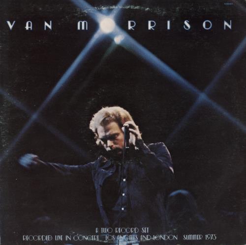 Van Morrison It's Too Late To Stop Now - 1st 2-LP vinyl record set (Double Album) UK VMO2LIT542050