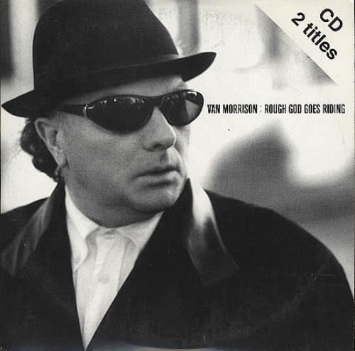 "Van Morrison Rough God Goes Rising CD single (CD5 / 5"") French VMOC5RO366988"