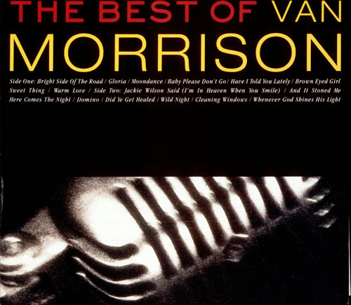 Van Morrison The Best Of Van Morrison vinyl LP album (LP record) UK VMOLPTH521813