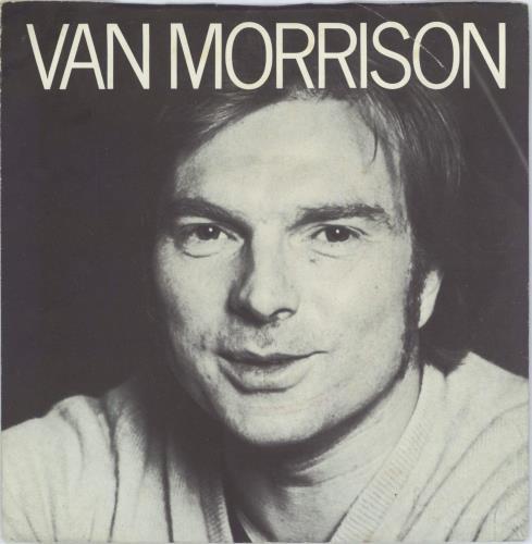 "Van Morrison The Eternal Kansas City 7"" vinyl single (7 inch record) UK VMO07TH78183"