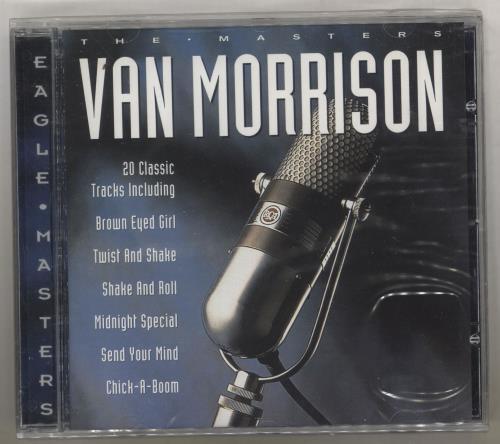 Van Morrison Van Morrison CD album (CDLP) UK VMOCDVA738087