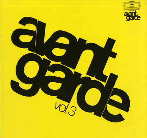 Various-Industrial & Avant-Garde Avant-Garde Vol. 3 Vinyl Box Set German VR1VXAV560149
