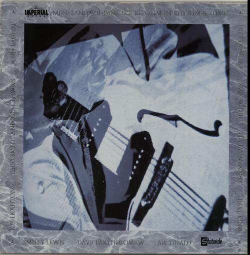 Various-50s/Rock & Roll/Rockabilly 1951-1962 - The Rhythm In Rhythm & Blues vinyl LP album (LP record) UK 50VLPTH633877
