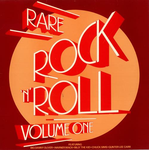 Various 50s Rock Amp Roll Rockabilly Rare Rock N Roll Volume