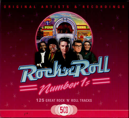 Various 50s Rock Amp Roll Rockabilly Rock N Roll Number 1s