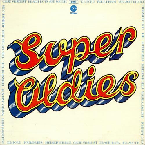 Various 50s Rock Amp Roll Rockabilly Super Oldies Uk Vinyl