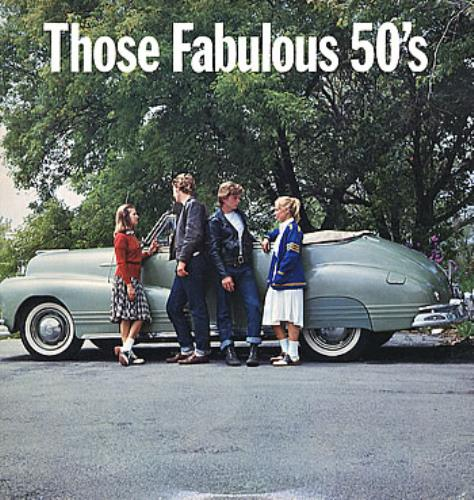 Various 50s Rock Amp Roll Rockabilly Those Fabulous 50 S Us