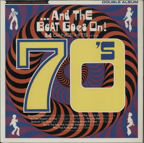 Various-60s & 70s ... And The Beat Goes On! - EX 2-LP vinyl record set (Double Album) UK SVA2LAN764103