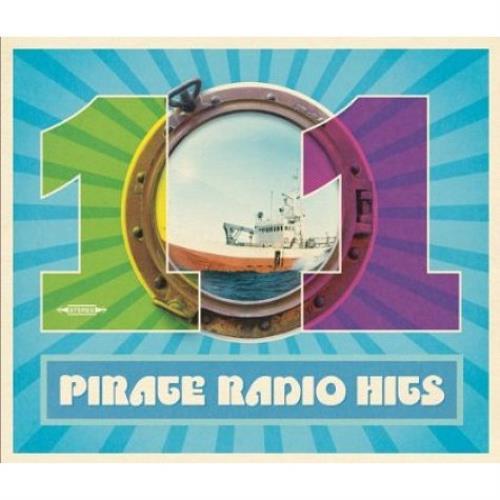 Various-60s & 70s 101 Pirate Radio Hits UK 4-CD album set