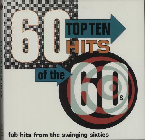 Various 60s Amp 70s 60 Top Ten Hit Of The 60s Uk 3 Lp Vinyl