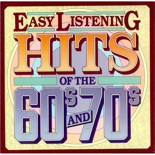 various 60s 70s easy listening hits of the 60s and 70s uk box set