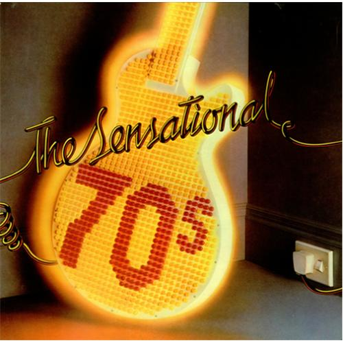 Various 60s Amp 70s The Sensational 70s Uk Vinyl Box Set