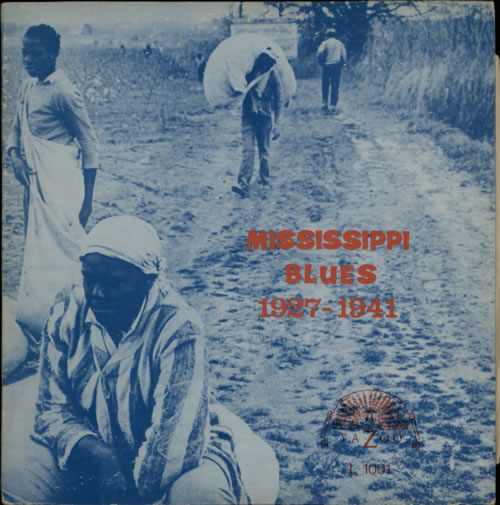 Various-Blues & Gospel Mississippi Blues vinyl LP album (LP record) US V-BLPMI598921