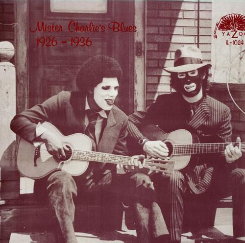 Various-Blues & Gospel Mister Charlie's Blues 1926-1936 vinyl LP album (LP record) US V-BLPMI560905