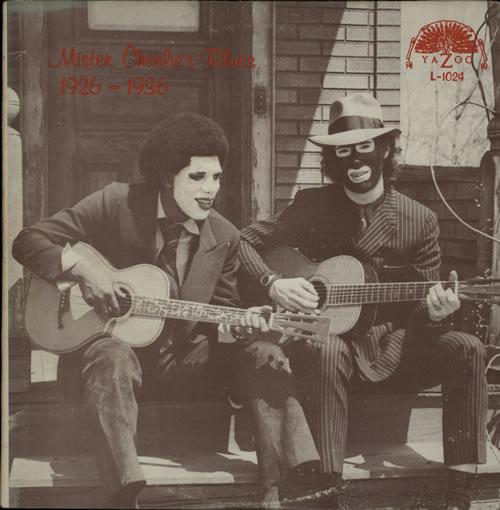 Various-Blues & Gospel Mister Charlie's Blues 1926-1938 vinyl LP album (LP record) US V-BLPMI632733