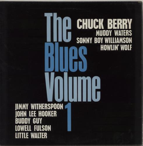 Various-Blues & Gospel The Blues Volume 1 vinyl LP album (LP record) UK V-BLPTH756155