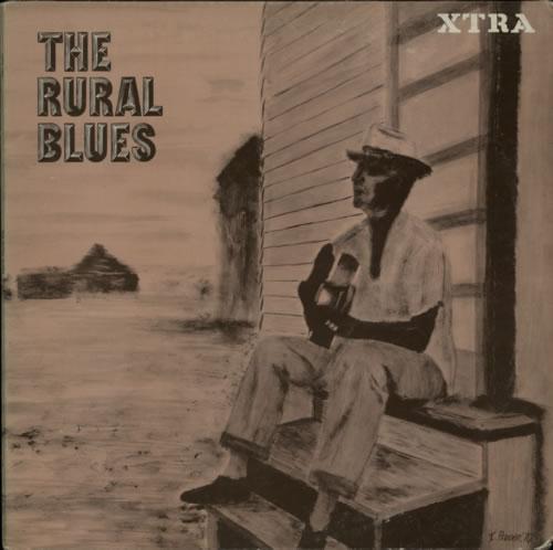 Various-Blues & Gospel The Rural Blues 2-LP vinyl record set (Double Album) UK V-B2LTH598909