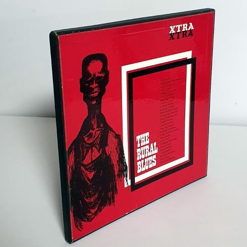 Various-Blues & Gospel The Rural Blues Vinyl Box Set UK V-BVXTH761203