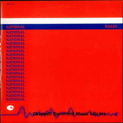 Various-Brass Bands National Wales vinyl LP album (LP record) UK VB8LPNA508253