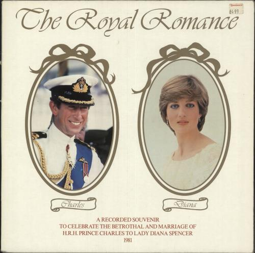 Various-Brass Bands The Royal Romance vinyl LP album (LP record) UK VB8LPTH745628