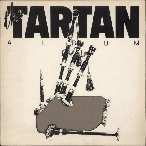 Various-Brass Bands The Tartan Album picture disc LP (vinyl picture disc album) UK VB8PDTH741217