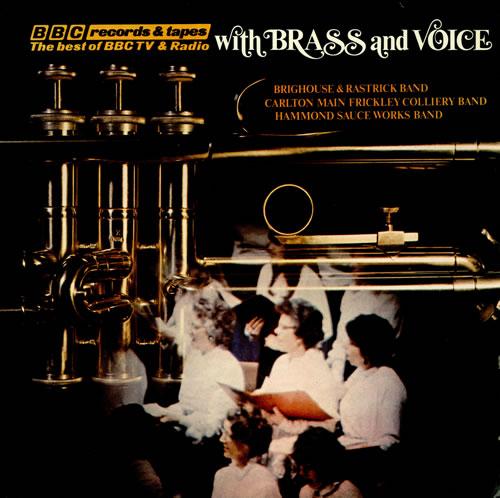 Various-Brass Bands With Brass And Voice vinyl LP album (LP record) UK VB8LPWI457115