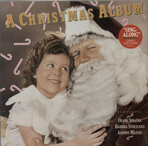 Various-Childrens A Christmas Album - Sealed vinyl LP album (LP record) US VC0LPAC582240