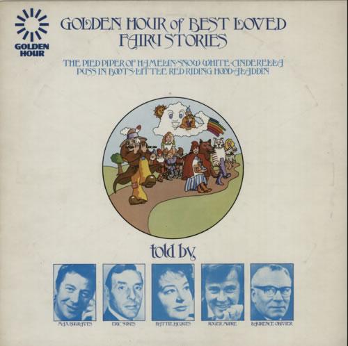 Various-Childrens Golden Hour Of Best Loved Fairy Stories vinyl LP album (LP record) UK VC0LPGO606435