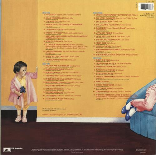 Various-Childrens Hello Children Everywhere 2-LP vinyl record set (Double Album) UK VC02LHE692024