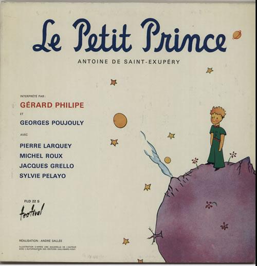 Various-Childrens Le Petit Prince - gatefold p/s vinyl LP album (LP record) French VC0LPLE632182