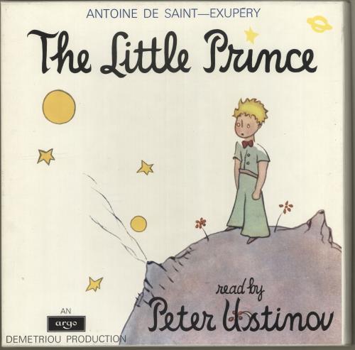 Various-Childrens The Little Prince Vinyl Box Set UK VC0VXTH700089