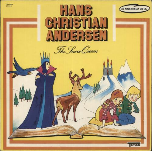 Various-Childrens The Snow Queen vinyl LP album (LP record) UK VC0LPTH721052