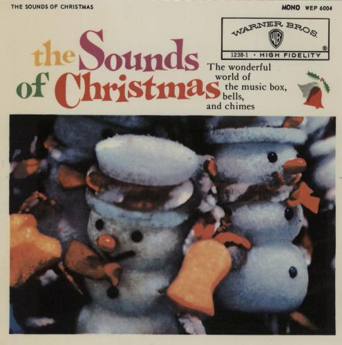 "Various-Childrens The Sounds Of Christmas 7"" vinyl single (7 inch record) UK VC007TH759466"