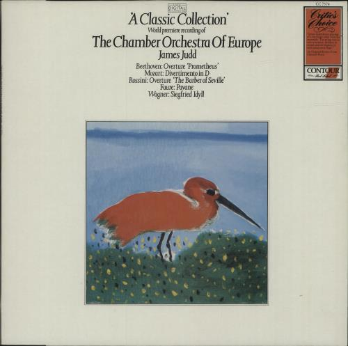 Various-Classical & Orchestral A Classic Collection vinyl LP album (LP record) UK VAFLPAC677629