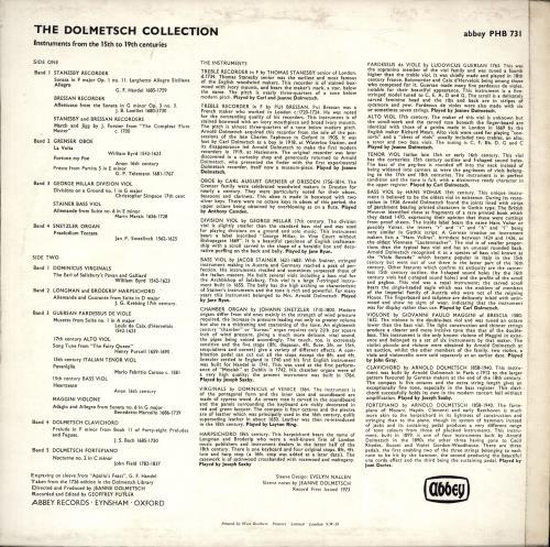 Various-Classical & Orchestral Apollo's Feast vinyl LP album (LP record) UK VAFLPAP700959