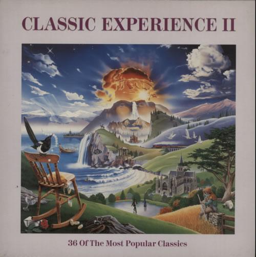 Various-Classical & Orchestral Classic Experience II 2-LP vinyl record set (Double Album) UK VAF2LCL624692
