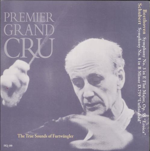 Various-Classical & Orchestral Ginette Neveu/ Johanna Martzy/ Hans Knappertsbusch/ Wilhelm Furtwangler - 180gm vinyl LP album (LP record) US VAFLPGI717901