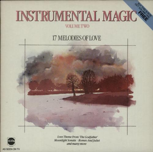 Various-Classical & Orchestral Instrumental Magic 2-LP vinyl record set (Double Album) UK VAF2LIN619400