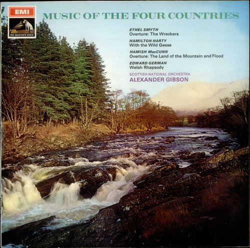 Various-Classical & Orchestral Music of the Four Countries vinyl LP album (LP record) UK VAFLPMU540394