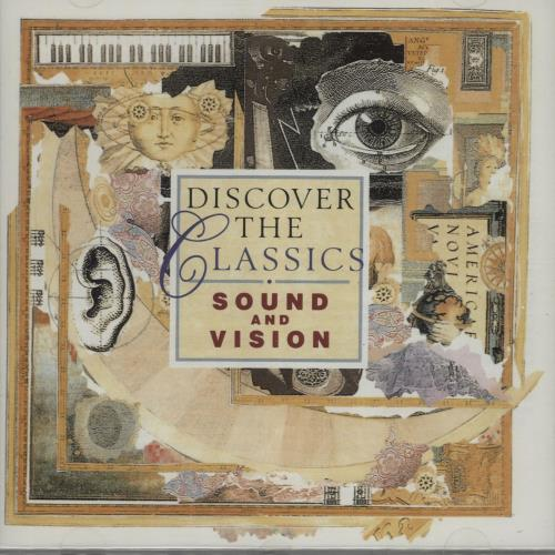 Various-Classical & Orchestral Sound And Vision CD album (CDLP) French VAFCDSO666309