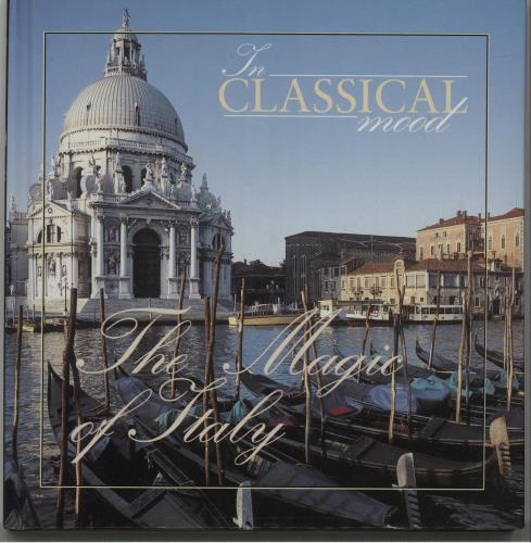 Various-Classical & Orchestral The Magic Of Italy CD album (CDLP) UK VAFCDTH665228